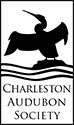 Charleston Audubon logo - black and white type 3